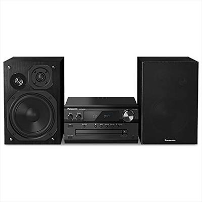 PANAS HI FI SC-PMX92EG-K MICRO DAB USB, Lettore CD, MP3 e CD-R/RW, 120W, BLUETOOTH, NFC