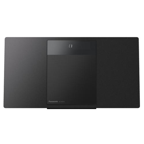 PANAS HI FI SC-HC412EG-K DAB BLUETOOTH ALL IN ONE USB, Lettore CD, MP3 , 40W, DAB/DAB+ NERO