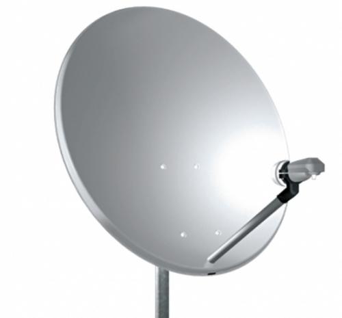 TELESYSTEM KIT PARAB.80cm + LNB TIVù-SAT parabola cm 80 +lnb Universale Sharp Diseqc