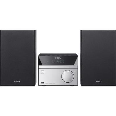 SONY HI-FI CMT SBT20B MP3 USB DAB BLUETO 2x6W (RMS), lettore CD/FM/USB, Bluetooth e NFC, DAB Tuner