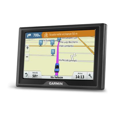 GARMIN NAVIGATORE DRIVE 61LMT-S EU46 46 paesi - 6' pollici - mappe e velox gratis, parking - trip