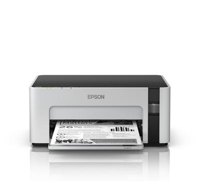 EPSON MULTIFUNZIONE ECOTANK ET-M1120 a getto d'inchiostro,USB,WiFi con stampa da mobile,Ethernet