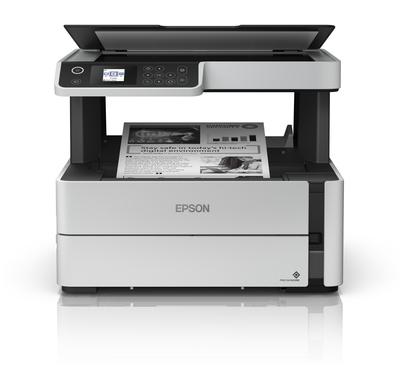 EPSON MULTIFUNZIONE ECOTANK ET-M2170 stampa,scansiona,copia,schede di memoria,USB,Ethernet,Wifi