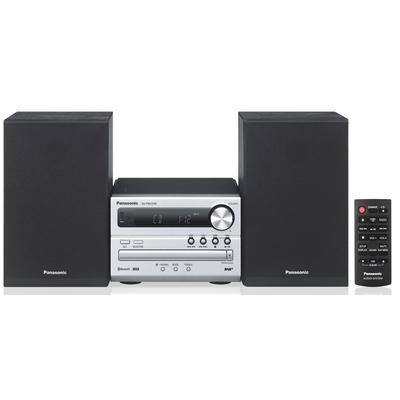 PANAS HI FI SC-PM250BEG-S DAB MICRO USB USB, Lettore CD, MP3 , 20W, DAB/DAB+, BLUETOOTH