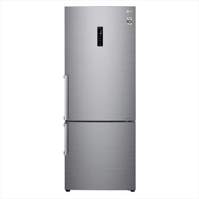 LG FRIGO GBB567PZCZB INOX(A++) 500LT h-p-l:185x74x70,5,porte reversib,Total NoFrost,FRESH Balance
