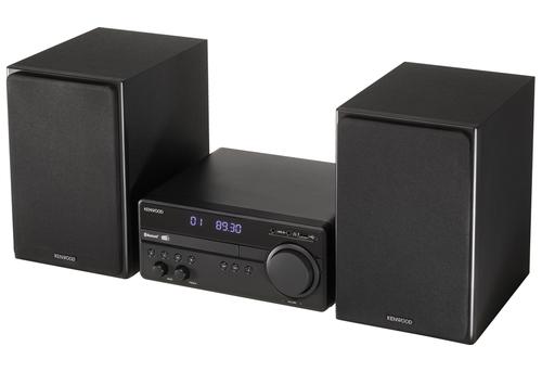 KENWOOD HI-FI MICRO M-819DAB Bluetooth, USB, CD,Radio DAB+, 50Wx2 BLACK