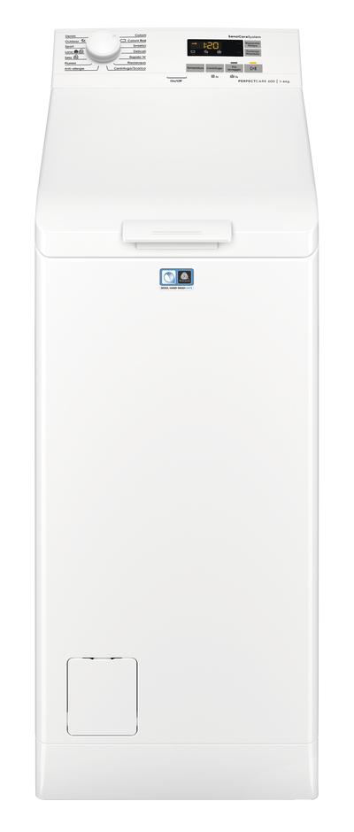 ELECTROLUX LAVAT.EW6T560U 6kg A+++ 6kg,1000giri,AxLxP:85x40x60,SensiCare,TimeSave