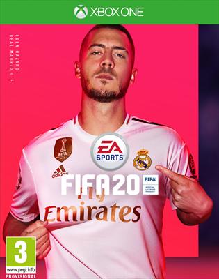 FIFA 20 XBOX ONE FIFA 20 XBOX ONE