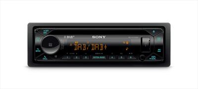 SONY SINTOLETT. DSX A510KIT DAB BLUETOOT Senza Meccanica, DAB, Bluetooth, NFC, 4x55W, con antenna DAB