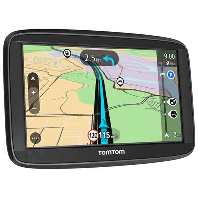 "TOM-TOM NAVIG. START 52 REF. EUROPA 45 Lcd touch 5\"", Mappe a vita dell'Europa (45 paesi)"