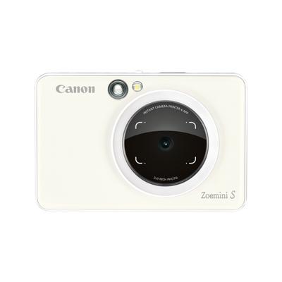 CANON FOTO INSTANT CAMERA ZOEMINI S WH 8 PMX, B/T, TECNOLOGIA ZINK, SLOT SD CARD