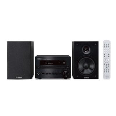 YAMAHA HI-FI MICRO MCR-B370D BLPB BLACK 20Wx,2, USB, CD, DAB+, FM, BLUETOOTH