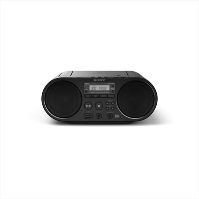 SONY RADIOREG. ZSPS55B DAB/FM CD/CD-R, USB(PLAY) 30 stazioni mem. 2+2 W
