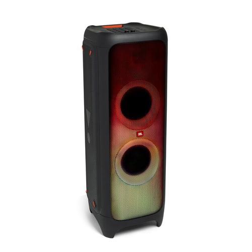 JBL DIFFUSORE PARTYBOX 1000 Bluetooth, ingressi Mic e Chitarra, USB, 1100W, DJ Lauchpad