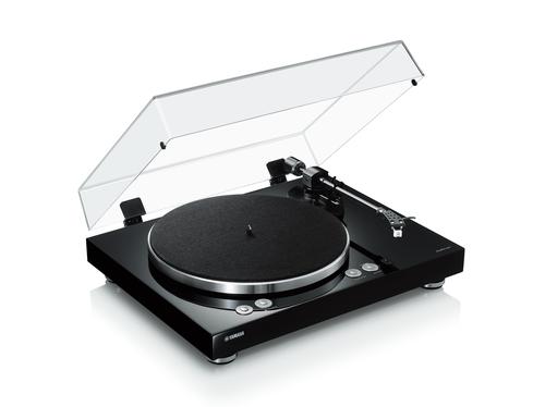 YAMAHA GIRADISCHITT-N503 BL MusicCast.VINYL 500 Trazione a cinghia