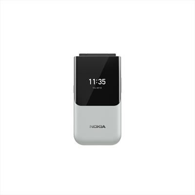 "NOKIA CELLULARE 2720 GREY 2.8\"", 512MB, 4GB,2MP+flash, Nano Sim"