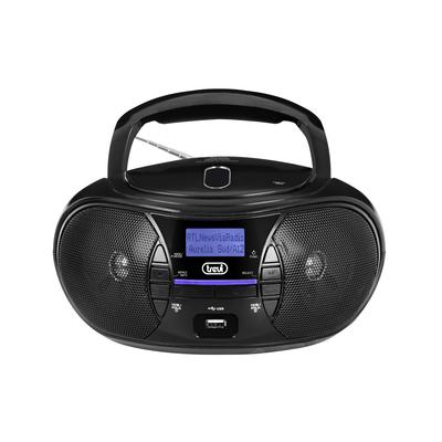 TREVI RADIOR.CMP-581 DAB , NERO CD, MP3, USB, AUX in, DAB/DAB+, Display Dot Matrix