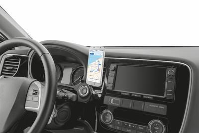 TRUST SUPPORTO DA AUTO PER SMARTPHONE 20823 - Magnetic Airvent Car Holder for smartphones
