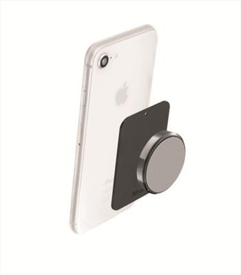 TRUST SUPPORTO DA AUTO NALO PER SMARTPHO 22826 - Nalo Adhesive Magnet Phone Holder (duo pack)