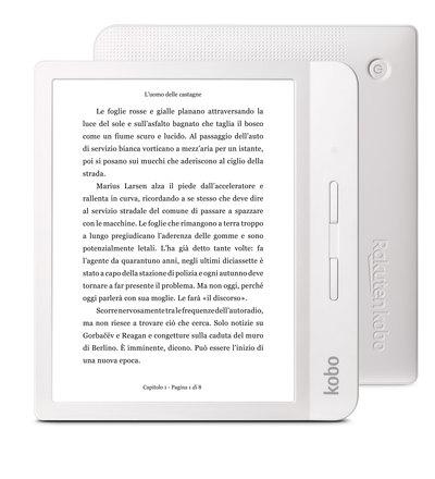 KOBO eBOOK READER LIBRA H2O WHITE Kobo Libra H2O