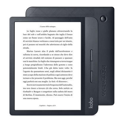 KOBO eBOOK READER LIBRA H2O BLACK Kobo Libra H2O