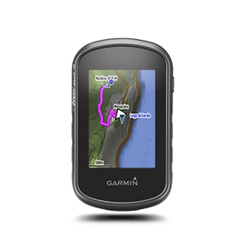 "GARMIN GPS PORTATILE E-TREX 35 TOUCH ricevitore GPS display 2,6\"" TFT a colori, IPX7, Mem.8GB"
