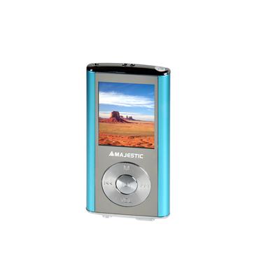 """NEW MAJESTIC LETT.MP3 SDA-4357R 4GB Display1.8\"""" a colori, voice rec., batt.litio, colori assorti"""