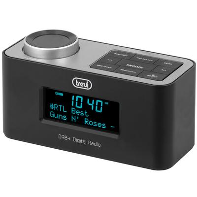 TREVI RADIOSV. RC 80D6 DAB BIG DISPLAY ,TASTO SLEEP,SNOOZE, USB, AUX IN