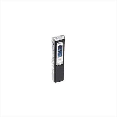 TREVI VOICE RECORDER DR-437 SA Mini registratore, memoria 4GB espandibile, Vox