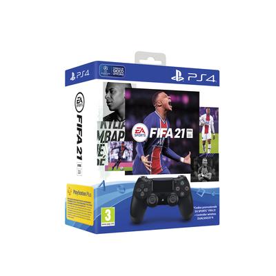 SONY DUAL SHOCK DS4 V2 + FIFA21