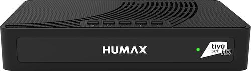 HUMAX RIC.SAT HD3601 S2 TIVU-SAT HD