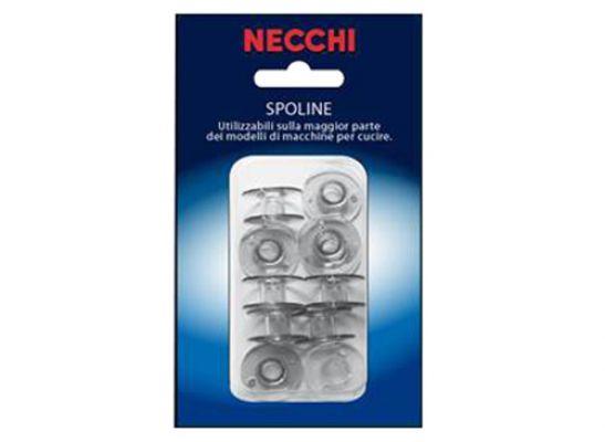 NECCHI ACC.BLISTER 10 SPOLINE COD.5930680460008