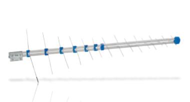 GBS ANTENNA LOGARITMICA DTT-1608-LTE Antenna logaritmica III-IV-V banda, 16 elementi - 8,5dB