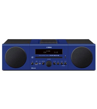 YAMAHA HI-FI MICRO MCR-B043BU BLU 15Wx2  USB,  CD, MP3, Radio FM, Bluetooth