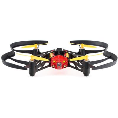 PARROT MINIDRONE AIRBORNE NIGHT BLAZE Batteria 550mAh, Flash 1GB, riflettori a LED,Distanza BT 20m