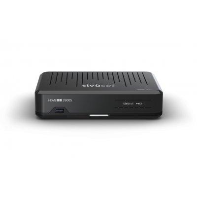 ADB RICEV.TIVU-SAT I-CAN 3900S HD Tivù-Sat HD, 2 SLOT, telecomando univ., Ethernet