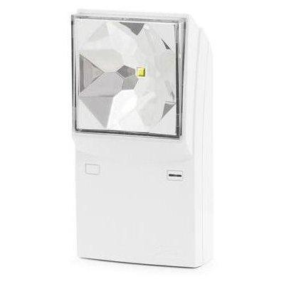 BEGHELLI NOTTURNA LED RICARICABILE lampada domestica ricaric. anti black-out, autonomia 2 ore