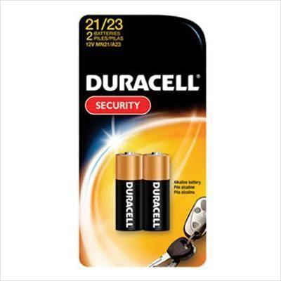 DURACELL 12V MN 21 x 2 SPECIALISTICA confezione blister con 2 pile