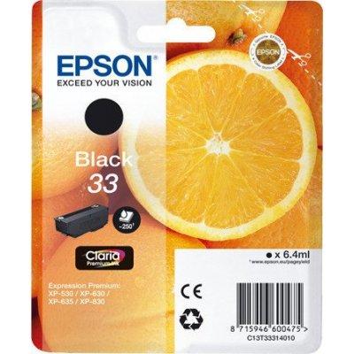 EPSON CARTUCCIA INK NERO ARANCIA 33