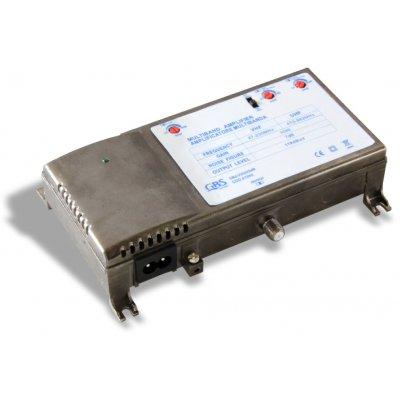 GBS CENTRALINO CBX-VUU/40  LTE Alimentatore integrato, ingressi regolabili,  40DB