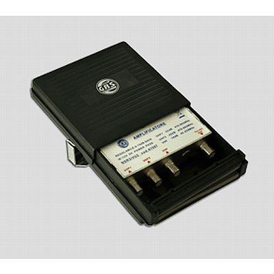 GBS AMPLIFICATORE DA PALO NSR3/VU2 Da esterno,multingressi 1xVHF + 2xUHF , 1 USCITA