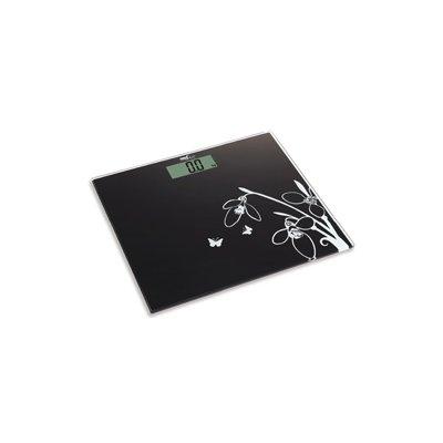 MELCHIONI PESAPERS. FLAT N DIGITALE - CAPACITA 150 KG - DISPLAY LCD - COLORE NERA