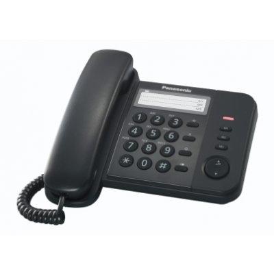 PANAS TELEF. FILO KX-TS520EX1B NERO