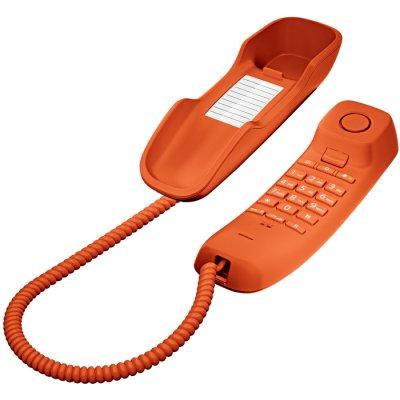 GIGASET TELEF. FILO A GONDOLA DA 210 ORA DA210 ORANGE