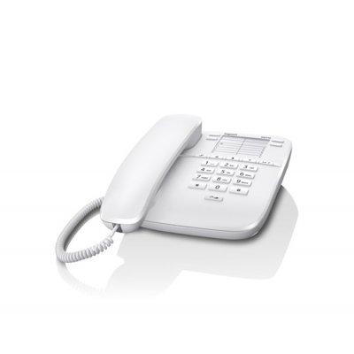GIGASET TELEF. FILO DA310 WHITE telefono da tavolo a filo