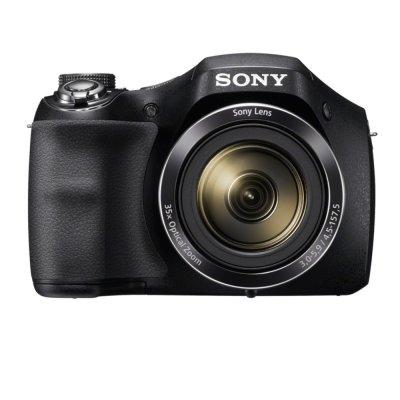 "SONY FOTO.DIG.DSC H300B 20,1Mp  NERA Bridge, 25mm,Z Ottico 35X, LCD 3\"", Ottica SONY, Panorama"