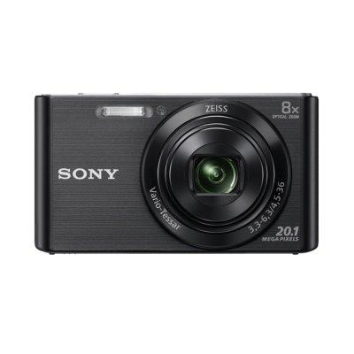 "SONY FOTO.DIG.DSC W830B 20Mp Z.8X BLACK 25mm,Zoom Ottico 8X, LCD 2.7\"", Stabilizzatore, Panorama"