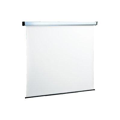 SOPAR SCHERMO 3200  200x210cm A MOLLA tela bianca tradizionale, cassonetto bianco