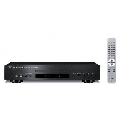 YAMAHA LETTORE CD  CD-S300BL NERO 43cm. porta USB, compatib. I-Pod